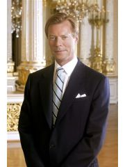 Grand Duke of Luxembourg Henri Profile Photo
