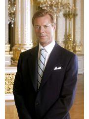 Grand Duke of Luxembourg Henri Profile Photo