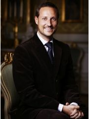 Haakon, Crown Prince of Norway Profile Photo