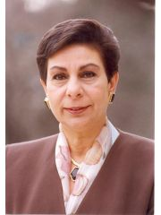 Hanan Ashrawi Profile Photo