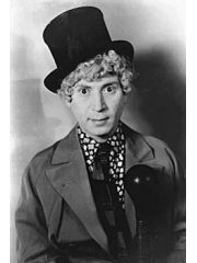 Harpo Marx Profile Photo