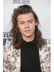 Harry Styles Profile Photo