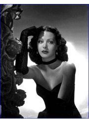 Hedy Lamarr Profile Photo