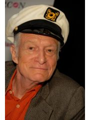 Link to Hugh Hefner's Celebrity Profile