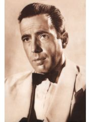 Humphrey Bogart Profile Photo