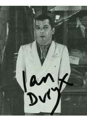 Ian Dury Profile Photo