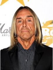Iggy Pop Profile Photo