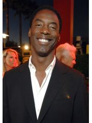 Isaiah Washington Profile Photo