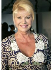 Ivana Trump Profile Photo