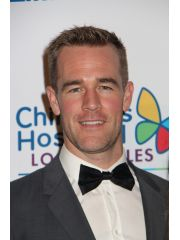 James Van Der Beek Profile Photo