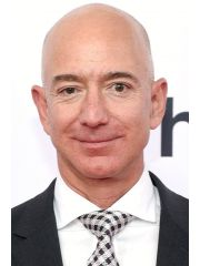 Jeff Bezos Profile Photo