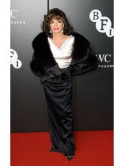 Joan Collins Profile Photo