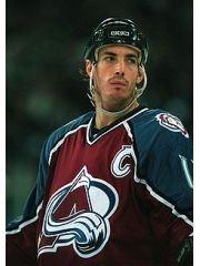 Joe Sakic Profile Photo