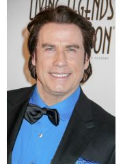 John Travolta Profile Photo