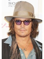 Johnny Depp Profile Photo