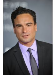 Johnny Galecki Profile Photo