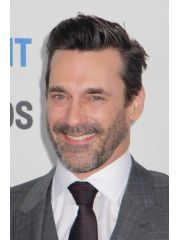 Jon Hamm Profile Photo