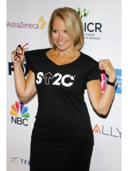 Katie Couric Profile Photo