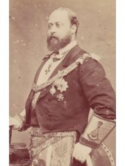 King Edward VII of the United Kingdom Profile Photo