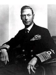 King George VI Profile Photo