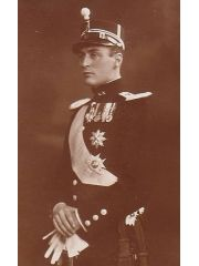 King Olav V of Norway Profile Photo