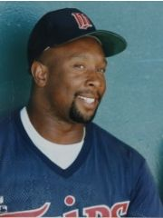 Kirby Puckett Profile Photo
