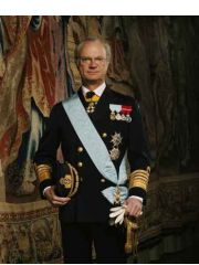 Kung Carl XVI Gustaf Profile Photo