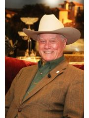 Larry Hagman Profile Photo
