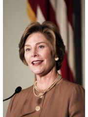 Laura Bush Profile Photo