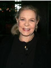 Lauren Bacall Profile Photo