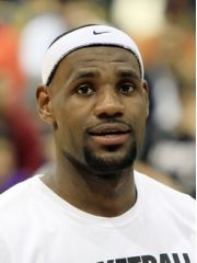 LeBron James Profile Photo