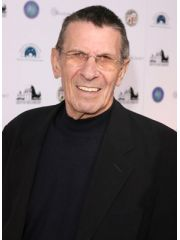 Leonard Nimoy Profile Photo