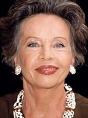 Leslie Caron Profile Photo