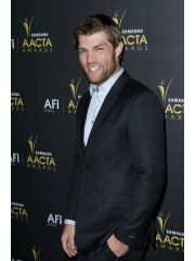 Liam McIntyre Profile Photo