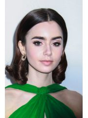 Lily Collins Profile Photo
