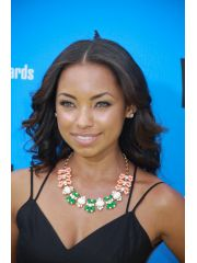 Logan Browning Profile Photo