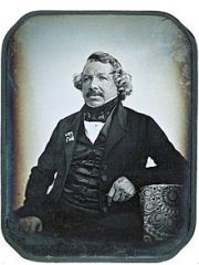 Louis Daguerre Profile Photo