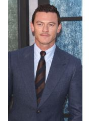 Luke Evans Profile Photo