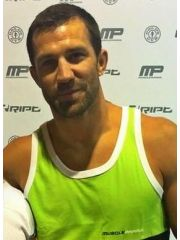 Luke Rockhold Profile Photo
