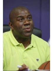 Magic Johnson Profile Photo