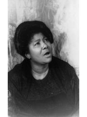 Mahalia Jackson Profile Photo