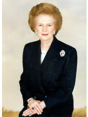 Margaret Thatcher Profile Photo