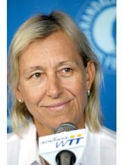 Martina Navratilova Profile Photo