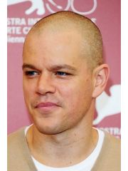 Matt Damon Profile Photo