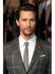 Matthew McConaughey Profile Photo