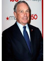 Michael Bloomberg Profile Photo
