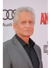Michael Douglas Profile Photo
