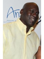 Michael Jordan Profile Photo