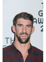 Link to Michael Phelps' Celebrity Profile