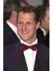 Michael Schumacher Profile Photo
